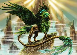 Denise - Emerald Griffin Version A