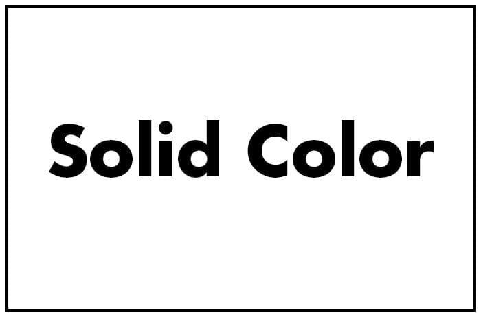 Solid Color